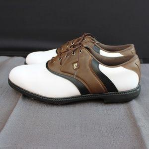 Men's FootJoy Saddle Golf Shoes Size 13 Golf Cleat
